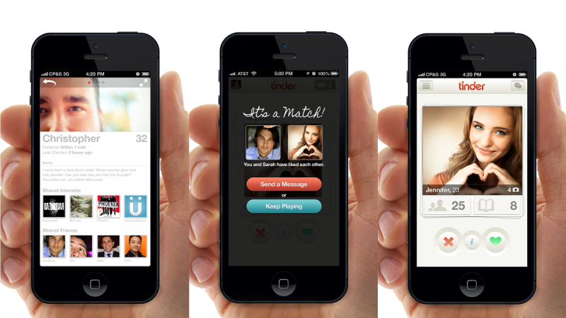 Tinder Plus Will Revolutionize Dating Again With 'Undo-Swipe' Button
